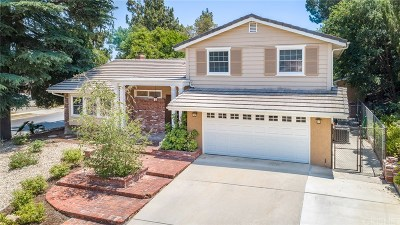 West Hills Single Family Home For Sale: 23400 Community Street