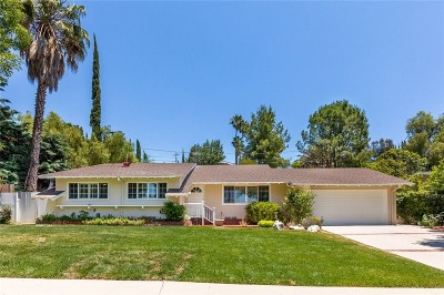 West Hills Single Family Home For Sale: 8518 Capistrano Avenue