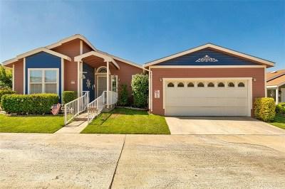 Acton Single Family Home For Sale: 33105 Santiago Road #52