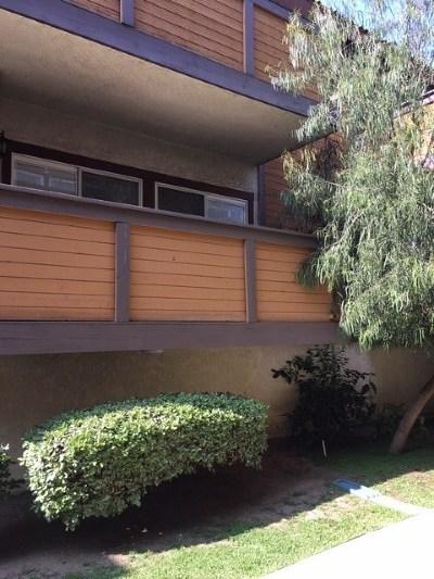 Sherman Oaks Condo/Townhouse For Sale: 5550 Sylmar Avenue #2