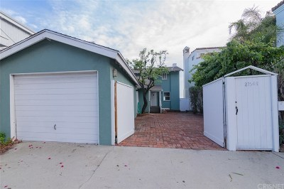 Malibu Single Family Home For Sale: 21544 Pacific Coast Highway