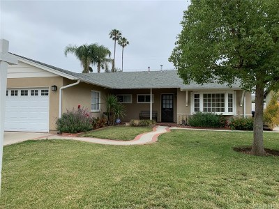 West Hills Single Family Home For Sale: 7740 Sale Avenue
