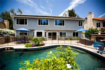Agoura Hills Single Family Home For Sale: 6350 Germania Court