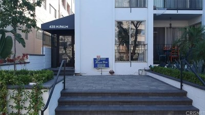 Beverly Hills Condo/Townhouse For Sale: 435 North Palm Drive #202