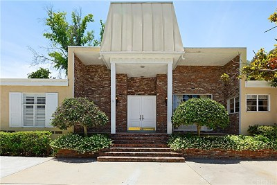 Woodland Hills Single Family Home For Sale: 19700 Wells Drive
