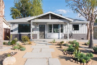 Burbank Single Family Home Active Under Contract: 1910 North Fairview Street