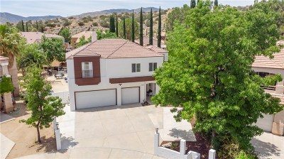 Palmdale Single Family Home For Sale: 38833 Fruitridge Court
