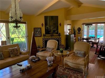 Tarzana Single Family Home For Sale: 19400 Rosita Street