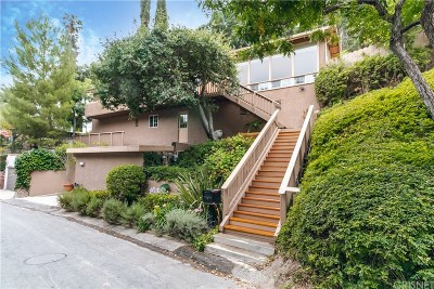 Los Angeles County Single Family Home For Sale: 4116 Sunswept Drive