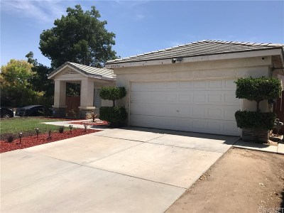 Lancaster Single Family Home For Sale: 45636 Knightsbridge Street
