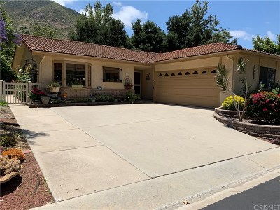 Camarillo Single Family Home Active Under Contract: 6408 Lada Avenue