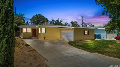 Palmdale Single Family Home For Sale: 1809 East Avenue Q12