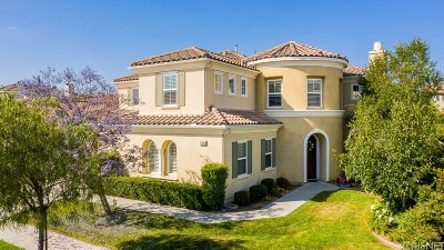 Moorpark Single Family Home Active Under Contract: 14130 Eaton Hollow Court