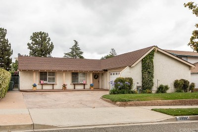 Simi Valley Single Family Home For Sale: 2520 North Phyllis Street