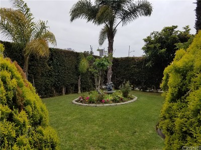 Los Angeles County Single Family Home For Sale: 12415 Lucile Street