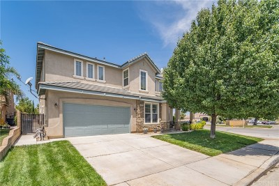 Palmdale Single Family Home For Sale: 40521 Amore Way