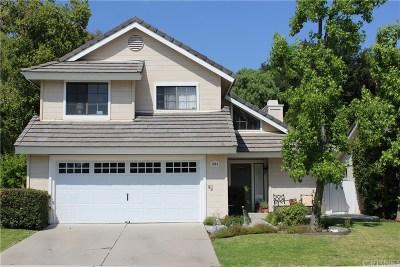 Oak Park Single Family Home Active Under Contract: 506 Park Springs Court