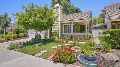 Valencia Single Family Home For Sale: 26028 La Palma Court
