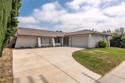 Simi Valley Single Family Home For Sale: 3629 Cochran Street