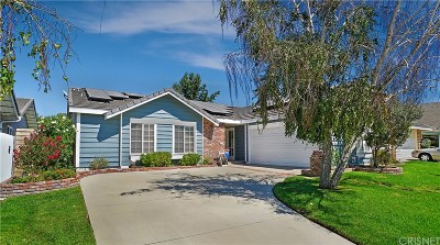 Valencia Single Family Home For Sale: 25532 Via Pacifica