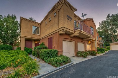 Valencia Condo/Townhouse For Sale: 26949 Hillsborough Parkway #44