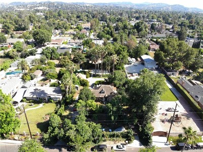 Woodland Hills Single Family Home For Sale: 22722 Erwin Street