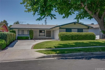 West Hills Single Family Home Active Under Contract: 23732 Hartland Street