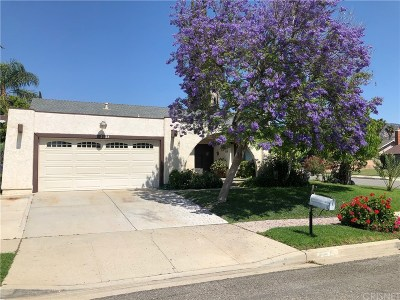Simi Valley Single Family Home For Sale: 2124 Connell Avenue