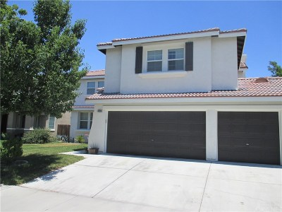 Los Angeles County Single Family Home For Sale: 44204 Windrose Place