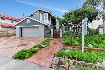 Moorpark Single Family Home For Sale: 4653 Pepper Mill Street