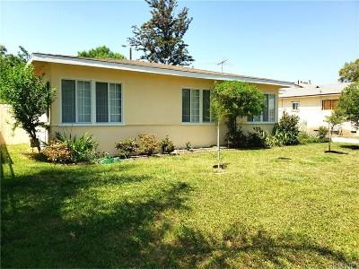 Single Family Home For Sale: 7509 Balboa Boulevard