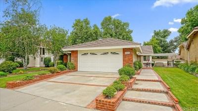 Valencia Single Family Home For Sale: 26024 Manzano Court