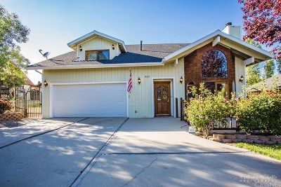 Frazier Park Single Family Home Active Under Contract: 9117 Deer Trails