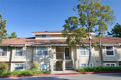 Simi Valley Condo/Townhouse Active Under Contract: 2731 Erringer Road #19