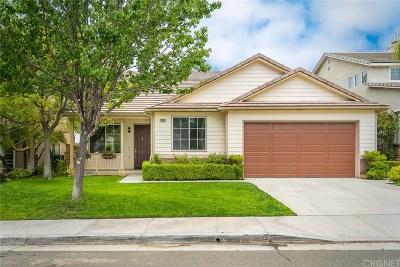Saugus Single Family Home For Sale: 28933 High Sierra