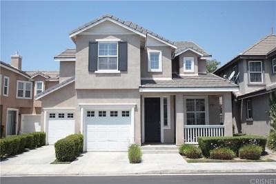 Valencia CA Single Family Home For Sale: $625,000