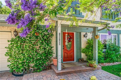Canyon Country Single Family Home For Sale: 18740 Vicci Street