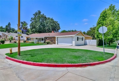 Newhall Single Family Home For Sale: 24841 Peachland Avenue