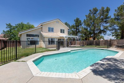 Palmdale Single Family Home For Sale: 38256 Wildrose Street