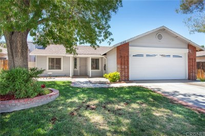 Palmdale Single Family Home For Sale: 3042 East Avenue R4