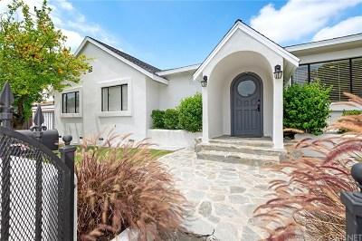 Tarzana Single Family Home For Sale: 18505 Linnet Street