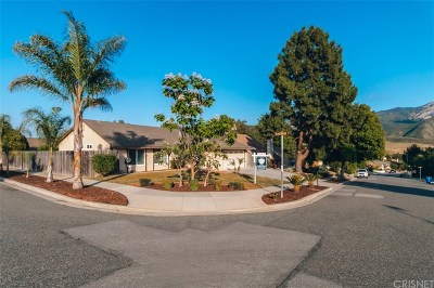 Newbury Park Single Family Home For Sale: 906 Fernhill Avenue