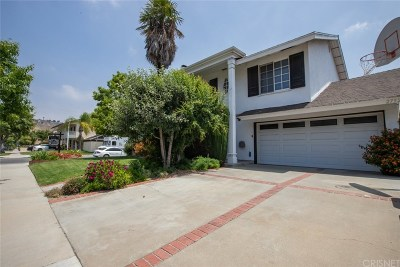 Canyon Country Single Family Home For Sale: 27520 Glasser Avenue
