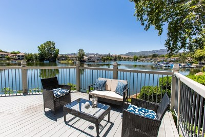 Westlake Village Condo/Townhouse For Sale: 1202 South Westlake Boulevard #D