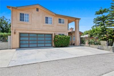 Single Family Home For Sale: 7247 Dustin Allan Lane