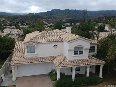 Stevenson Ranch Single Family Home For Sale: 25248 Carson Way