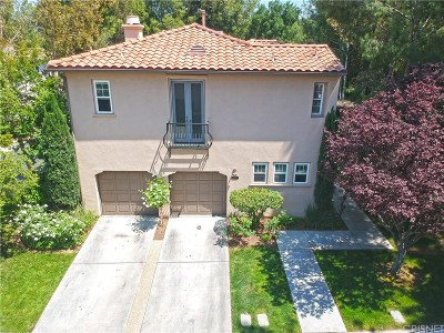 Valencia CA Single Family Home For Sale: $682,500