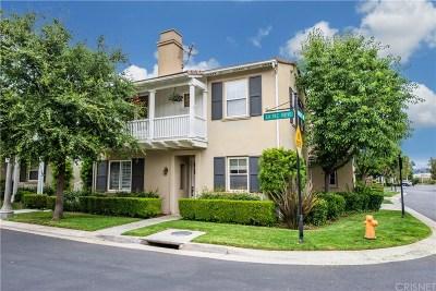 Valencia CA Single Family Home For Sale: $639,900