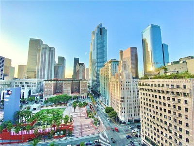 Los Angeles Condo/Townhouse For Sale: 312 West 5th Street #710