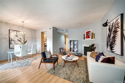 Los Angeles County Condo/Townhouse For Sale: 7320 Balboa Boulevard #108